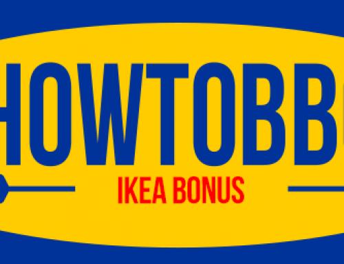 BBQ Zubehör von IKEA: BONUS