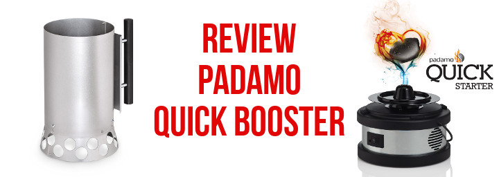 Padamo quick booster test