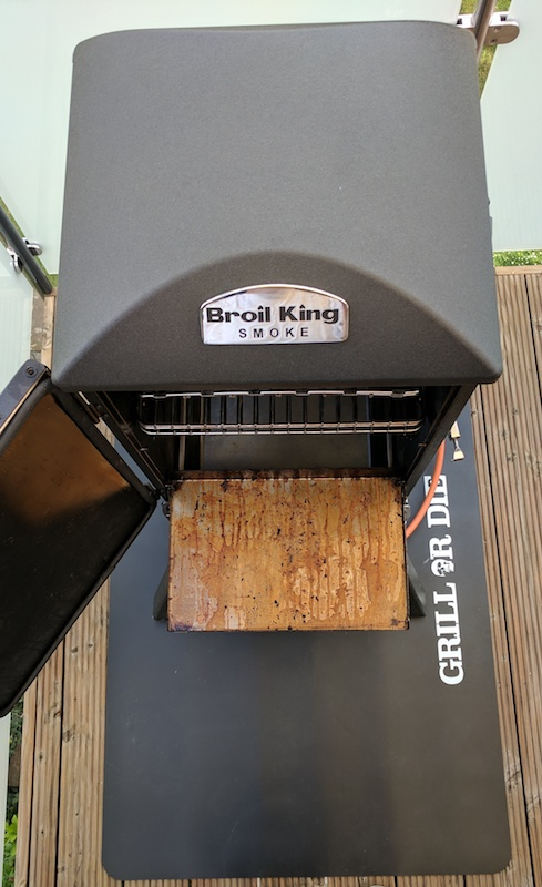 GRILL OR DIE Grillunterlage
